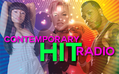 "Contemporary Hit Radio (CHR) is a format that focuses on playing the newest and most popular music of the day. Originally known as ""Top 40″, CHR plays all the biggest hits from pop, pop rock, hip hop and dance. In recent years the format has fragmented into Rhythmic CHR' specializing in hip-hop and R&B music. Both CHR and Rhythmic CHR stations feature fun promotions and high-profile on-air personalities."